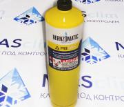 Газовый баллон с сжиженной смесью Bernzomatic PRO MAX, 400 гр.