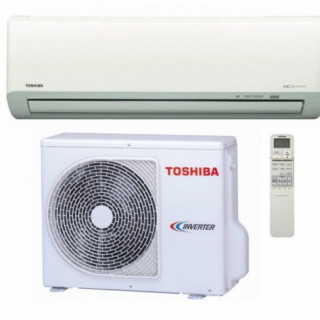 Настенный кондиционер Toshiba RAS-13N3KVR-E