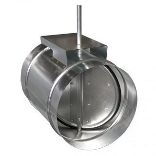 Дроссель-клапаны AGRJ, Ф100 мм