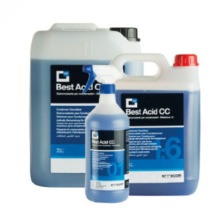 Очищающее средство Errecom Best Acid CC на кислотной основе 5л.