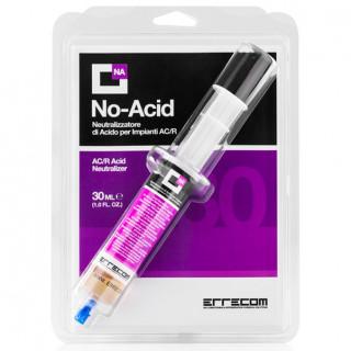 Нейтрализатор кислотности Errecom No-Acid, картридж 30 мл. с пластиковым адаптером под R134A
