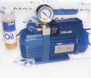 Вакуумный насос для кондиционера Value Vi 120SV, 51 л/мин