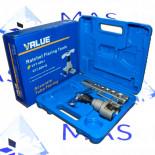 Инструмент для развальцовки VFT-809-i VALUE трещетка (вальцовка с эксцентриком)