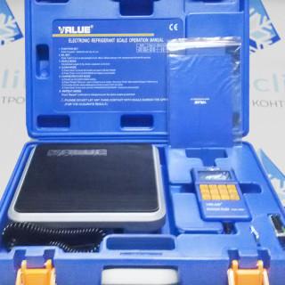 Электронные весы VES-50A Value для заправки кондиционеров