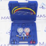 Манометрический коллектор VALUE VMG-2-R22