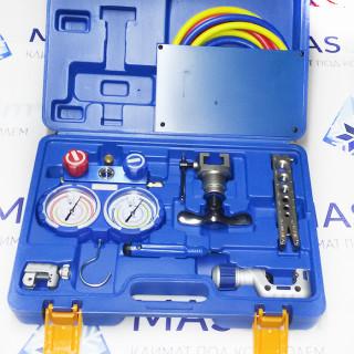 Набор инструментов для монтажа кондиционеров VALUE VTB-5B-I