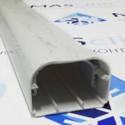 "Кабель-канал (короб) 74х55 (2 м) RUvinil ""Арктика"""