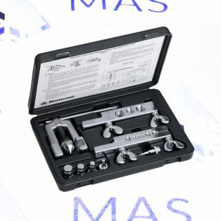 """Набор вальцовок и бортовок 275 для труб диаметром 1/8"""" - 3/4"""" Mastercool (70053)"""