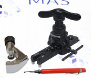 Набор вальцовок с эксцентриком, труборез, риммер Mastercool (70058-A)