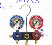 Манометрический коллектор 2х ходовой R22, R134a, R404A, R407C, R507 Mastercool (93103-MB)