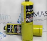 Газовый баллон с сжиженной смесью Bernzomatic MAP pro (Мапп газ)