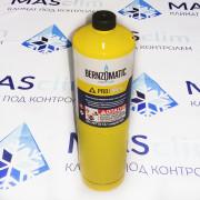 Газовый баллон с сжиженной смесью Bernzomatic PRO MAX, 400 гр. (Мапп газ)