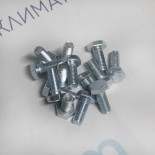 Болт с шестигранной головкой М10*25 мм. DIN 933 (42 шт/кг)