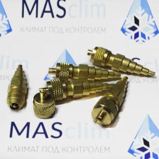 Клапан Шредера CT-7000 (елочка)