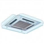 Экран отражатель для кассетного кондиционера 600*600 мм