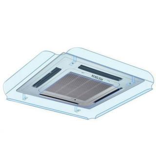 Экран отражатель для кассетного кондиционера 1012*1012 мм