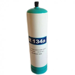 Фреон R134A, в маленьком баллоне 0,8 кг