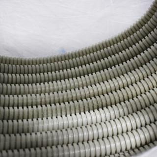 Трубка гофрированная с протяжкой Ф16 (100м)