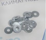 Шайба М10 плоская увеличенная DIN 9021 (86 шт/кг)