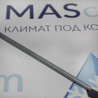 Шпилька резьбовая М10  из оц. стали (1м)