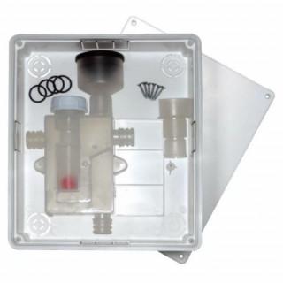 Сифон для кондиционера Vecam (Италия) с гидрозатвором