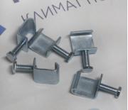 Скоба для стяжки фланцев 30х2,5 мм со шлицем
