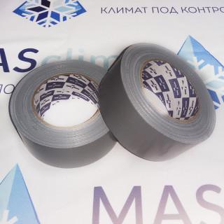 Скотч армированный 50 мм х 50 м - Лента ТПЛ (серый цвет)