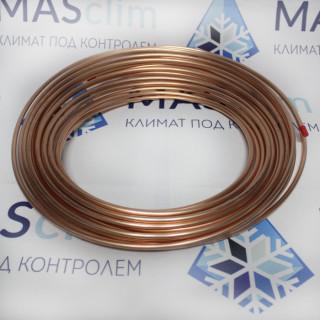 "Труба медная 1/2"" (12,70*0,80*15000) ASTM B280 RAV-EKSPRESS"