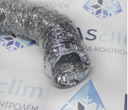 Воздуховод гибкий ф254 для вентиляции (10м)