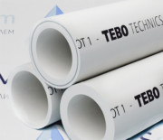 Полипропиленовая труба 20 SDR6 TEBO (4 м)