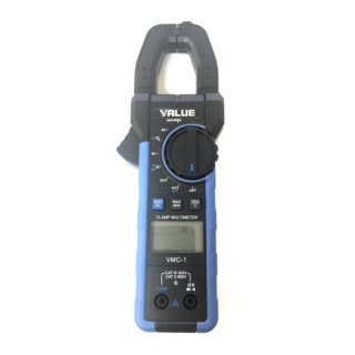 Токовые клещи-мультиметр Value VMC-1