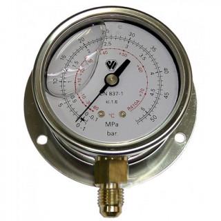 Манометр высокого давления ML60/53C4FA/A4 WIGAM