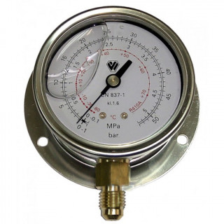 Манометр низкого давления MS80/15R1/A6/K1 WIGAM